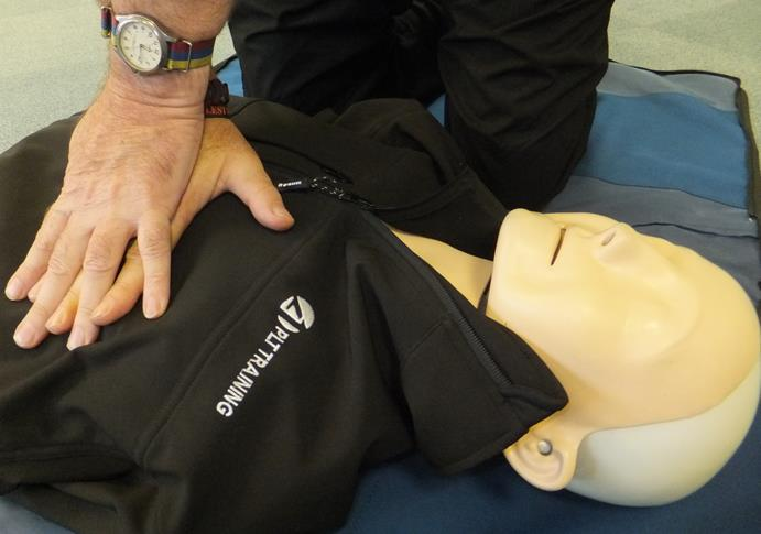 PLT Training First Aid Emergency First Aid Wolverhampton West Midlands