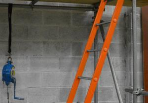 PLT Training Ladder Safety and Inspection Work Equipment 11.2x8