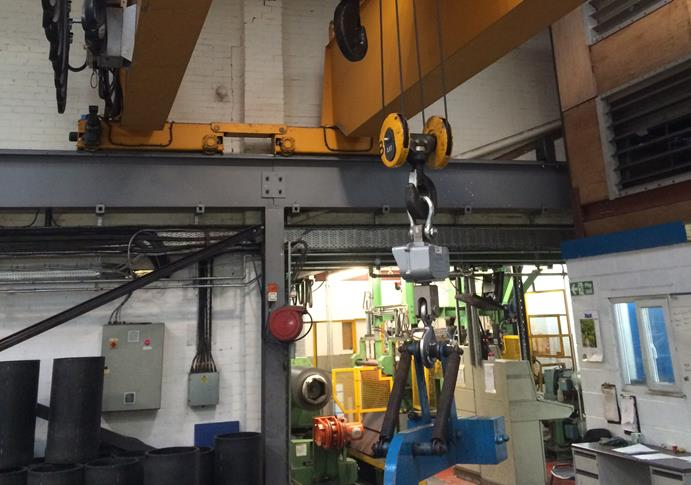 Overhead Crane (Accredited)