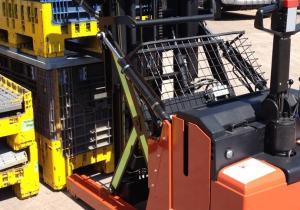 PLT Training Pedestrian Pallet Stacker Training Course PPS