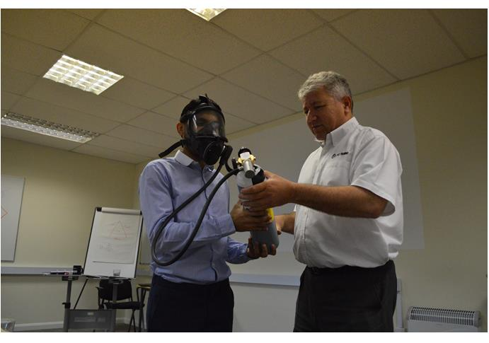 Respiratory Protective Equipment (RPE) Face Fit