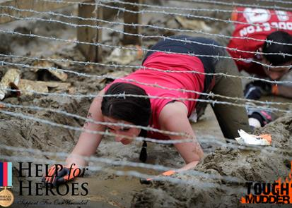 Lorne Pushes herself for Charity PLT Training 5x7cm WEB