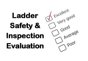 PLT Training Ladder Safety and Inspection Evaluation