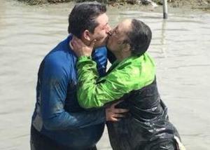 Muddy Baths for Trainer Steve PLT Training 5x7cm WEB