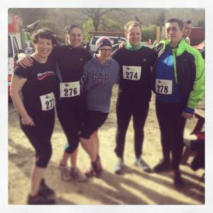 PLT Trainer Steve Price and Angie Price and gang Kickass Endurance Event