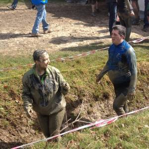 PLT Trainer Steve Price and Angie Price supporting Kickass Endurance Event