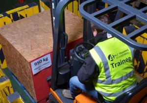 PLT Training Counterbalance Forklift page