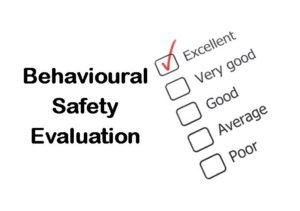 Behavioural Safety Course Evaluation