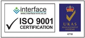 Website Accreditation 170 - Interface UKAS Col 9001 Logo