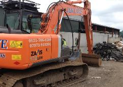 N016 Micro Excavator 360 up to 1 Tonne